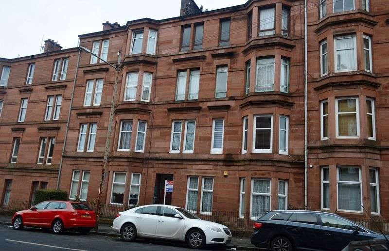 2 Bedrooms Flat for sale in Eskdale Street, Glasgow