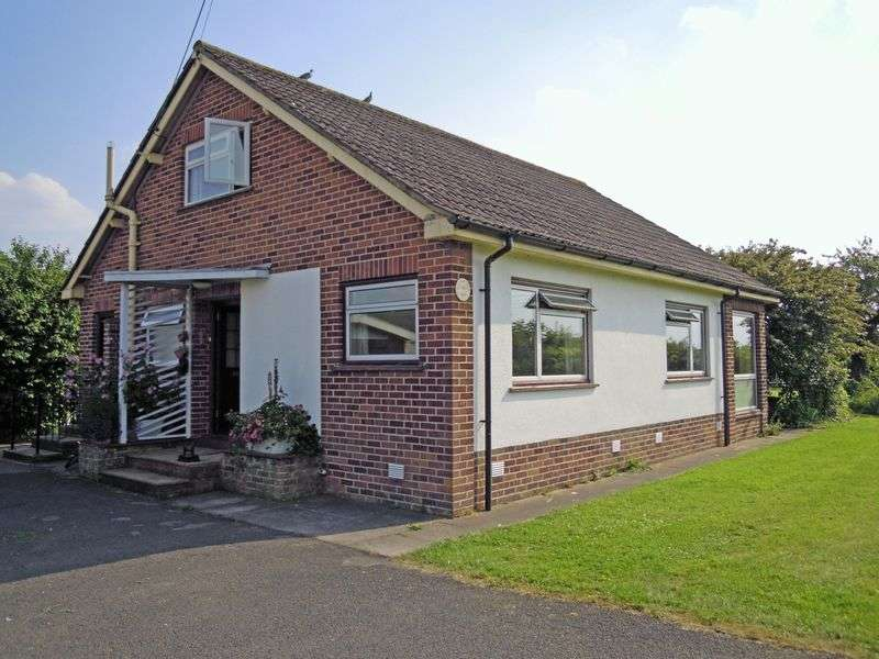 3 Bedrooms Detached House for sale in Detached Residence in Round Oak Road, Cheddar!