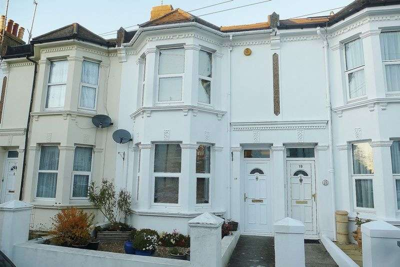 2 Bedrooms Terraced House for sale in Gordon Road, Brighton, East Sussex,