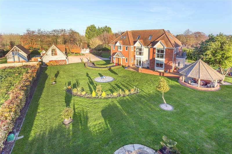 8 Bedrooms Detached House for sale in Reading Road, Harwell, Didcot, Oxfordshire, OX11