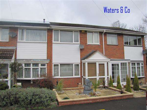 3 Bedrooms Terraced House for sale in Mercer Avenue, Water Orton