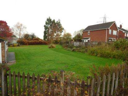 Land Commercial for sale in Wood Lane, Hawarden, Deeside, Flintshire, CH5