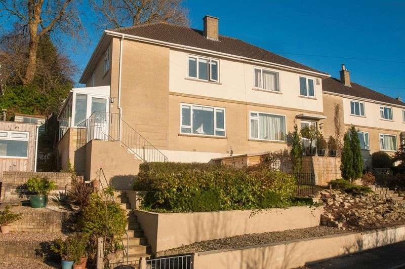 3 Bedrooms Semi Detached House for sale in West View Road, Bath