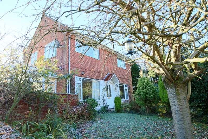 3 Bedrooms Terraced House for sale in East Lawns, Betley