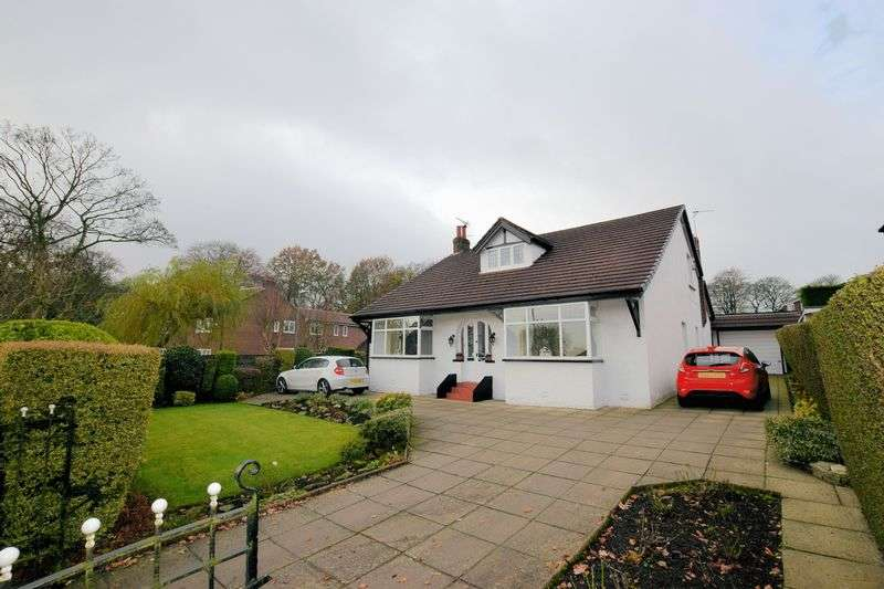 4 Bedrooms Detached Bungalow for sale in Newbrook Road, Over Hulton, Bolton