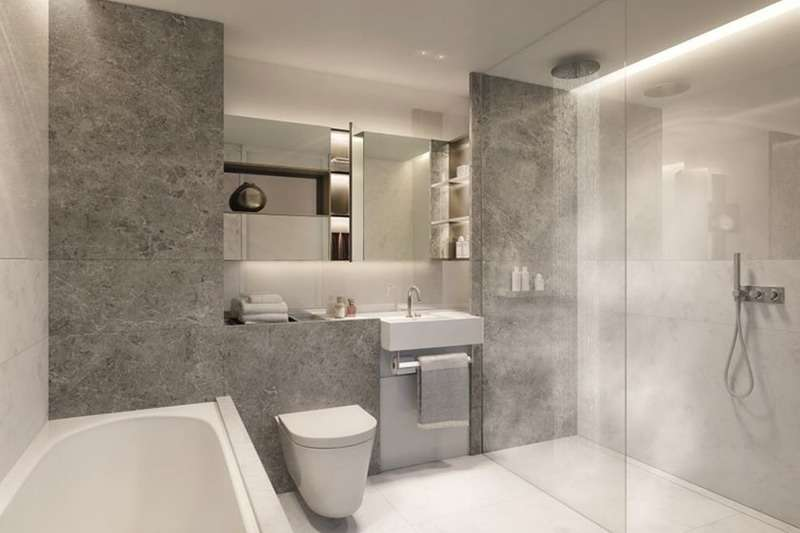 2 Bedrooms Flat for sale in Southbank Place, London, London, SE1
