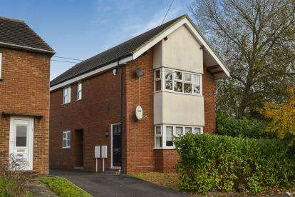 2 Bedrooms Maisonette Flat for sale in St. Georges Road, Bletchley, Milton Keynes, Buckinghamshire