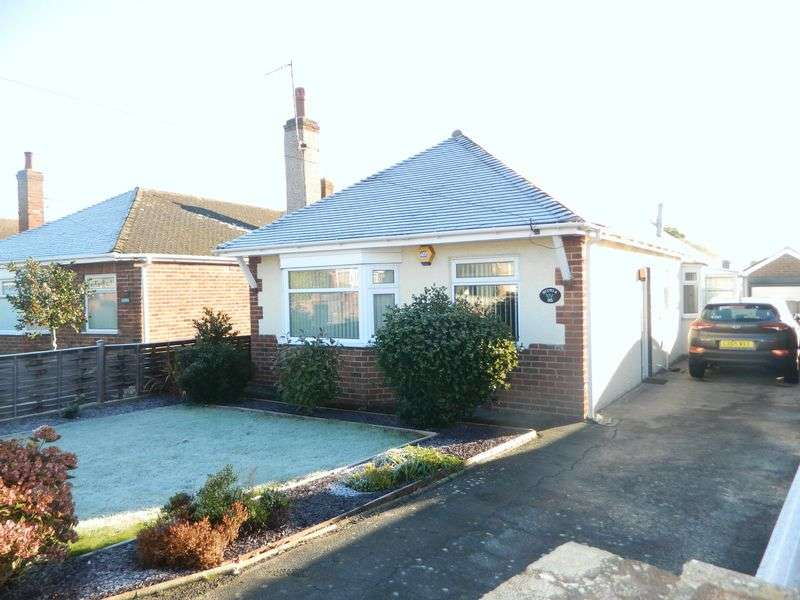 2 Bedrooms Detached Bungalow for sale in Gillian Drive, Rhyl