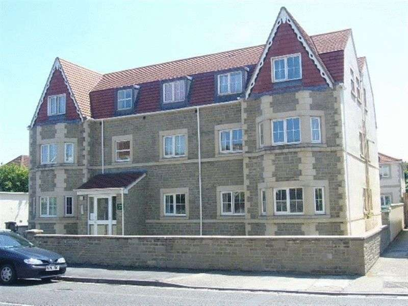 2 Bedrooms Flat for sale in Milton Road, Weston-Super-Mare