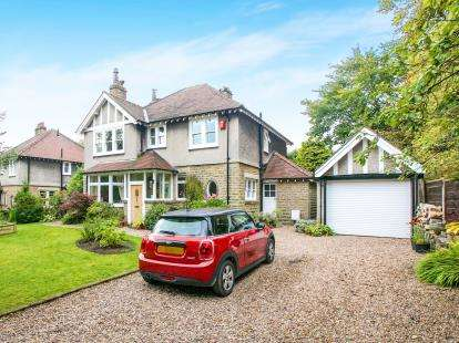3 Bedrooms Detached House for sale in Park Road, Buxton, High Peak, Derbyshire
