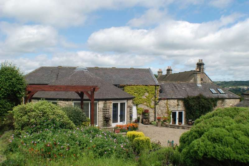 4 Bedrooms Barn Conversion Character Property for sale in High Waskerley Farm, Shotley Bridge, DH8