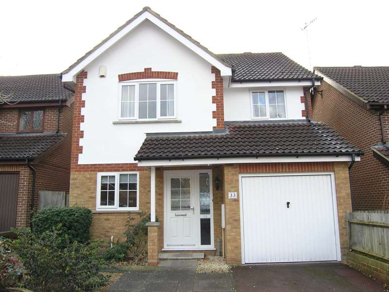 4 Bedrooms Detached House for sale in Malden Fields, Bushey