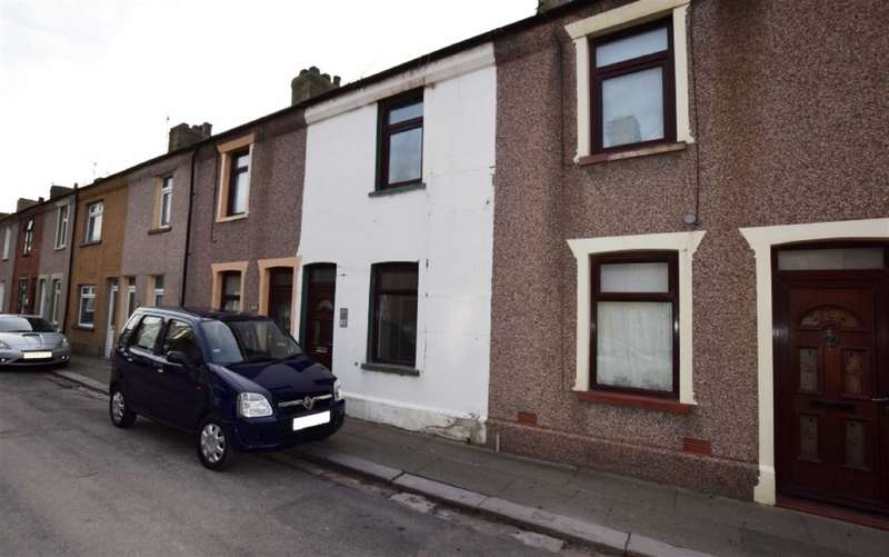3 Bedrooms Property for sale in Steel Street, Askam In Furness, Cumbria
