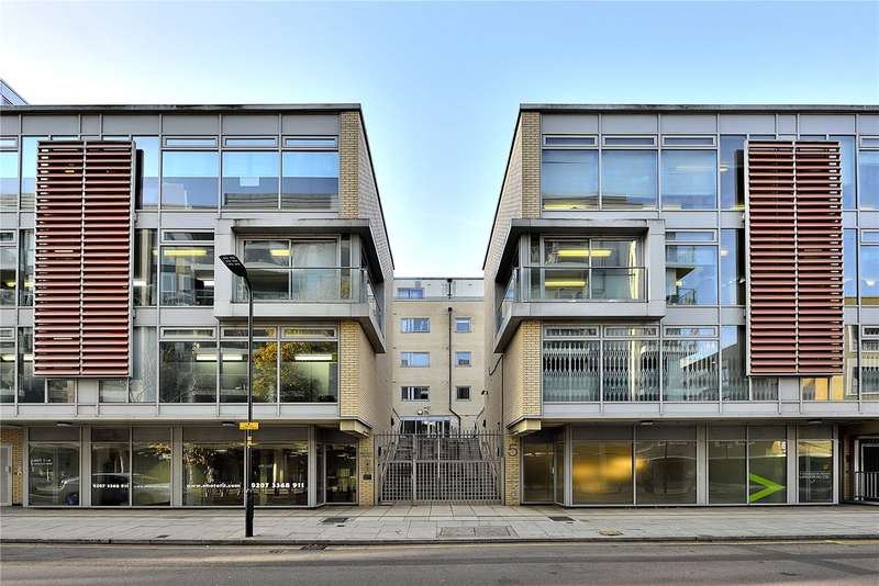 3 Bedrooms Flat for sale in Wenlock Road, London, N1