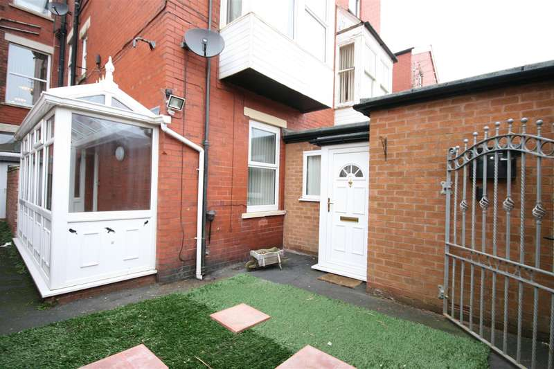 1 Bedroom Flat for sale in 56 Rear Woodlands Road, Ansdell, Lytham St Annes
