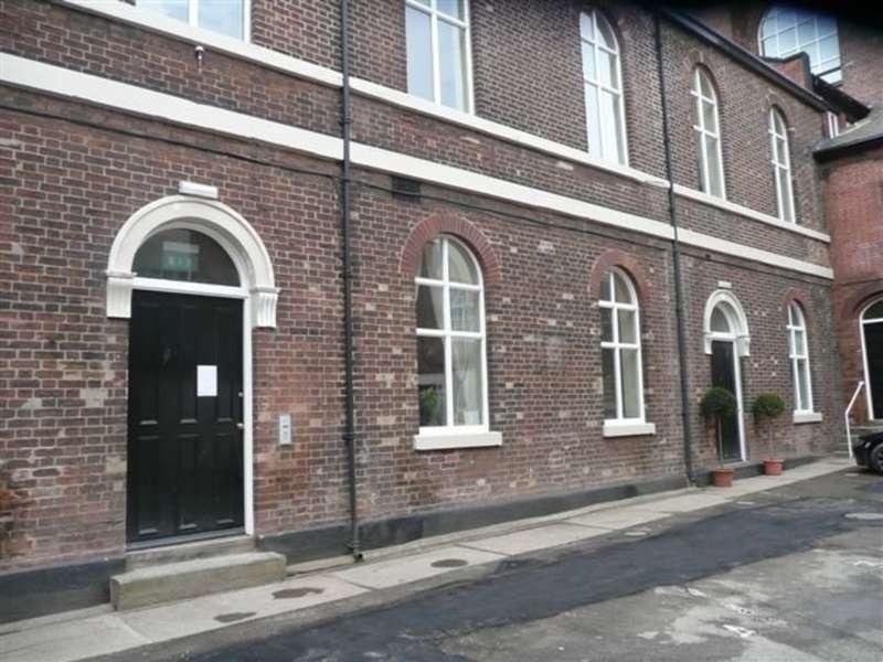 1 Bedroom Flat for sale in Bishops Lodge, 4 Rockingham Lane
