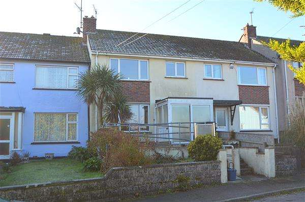 3 Bedrooms Terraced House for sale in Elm Grove Close, Dawlish