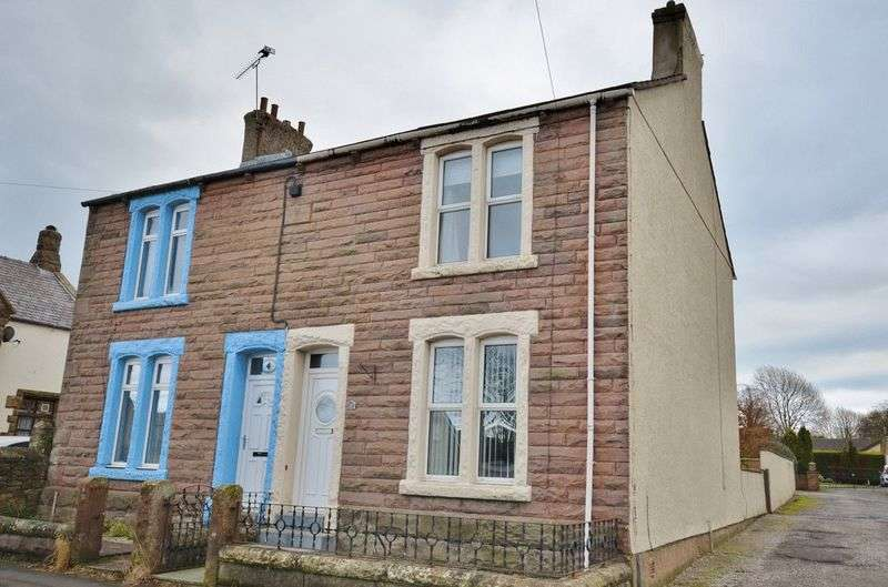 3 Bedrooms Semi Detached House for sale in Seaton, Workington
