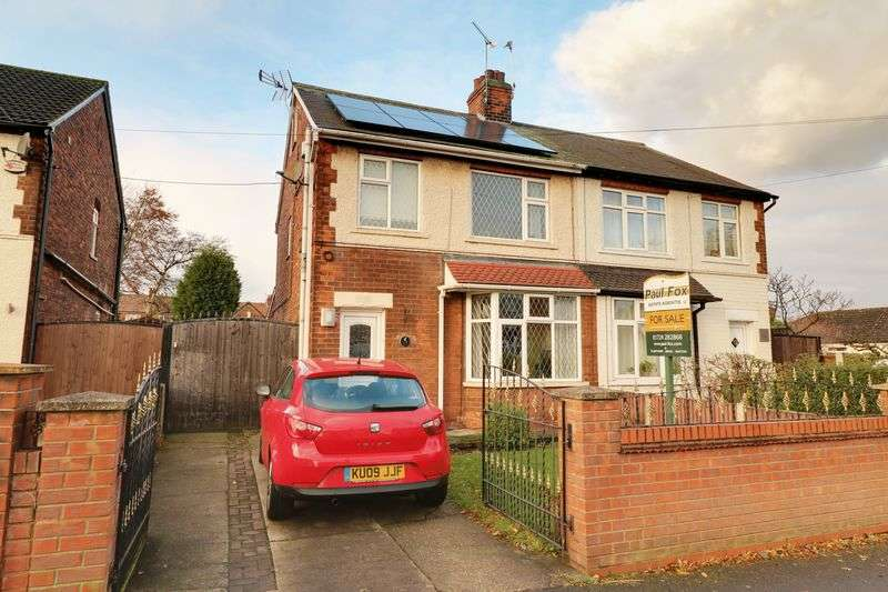 3 Bedrooms Semi Detached House for sale in Riverdale Road, Scunthorpe