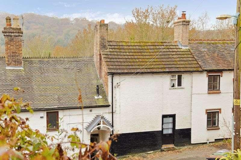2 Bedrooms Cottage House for sale in Wesley Road, Ironbridge