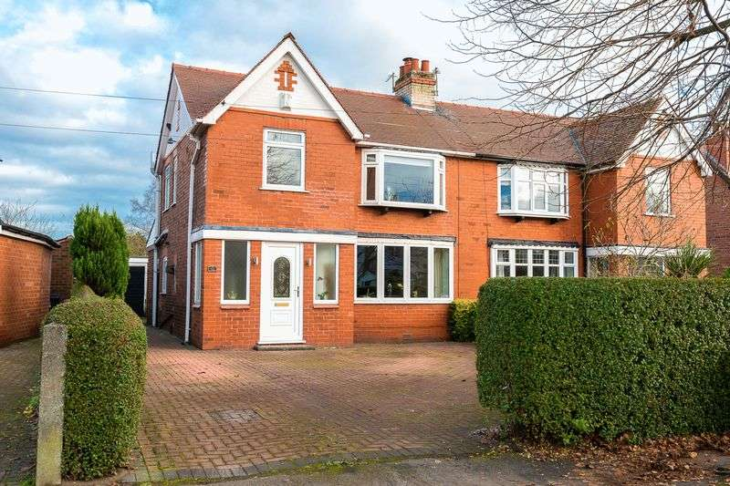 3 Bedrooms Semi Detached House for sale in Yew Tree Road, Ormskirk