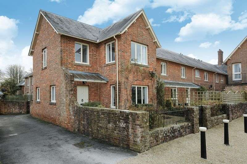 2 Bedrooms Cottage House for sale in The Courtyard, Walpole Court, Puddletown, Dorchester