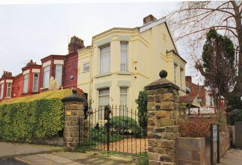 5 Bedrooms Terraced House for sale in Ellerslie Road, Tuebrook, Liverpool, L13
