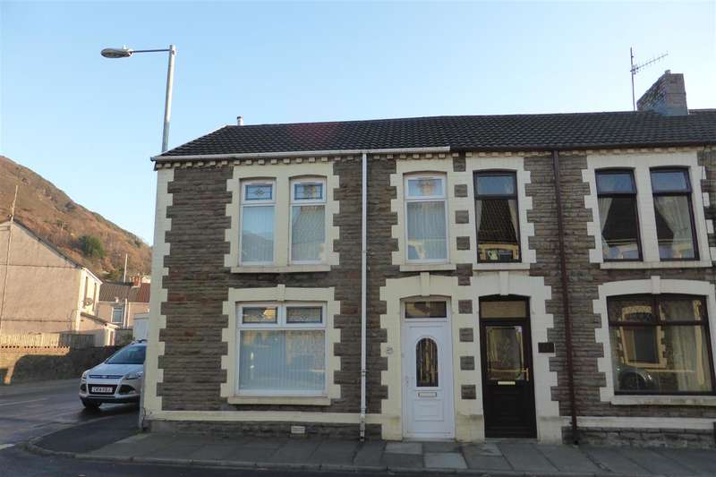 End Of Terrace House for sale in 28 King Street, Port Talbot