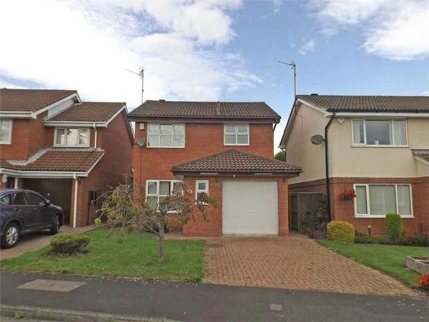 3 Bedrooms Detached House for sale in Cherry Banks, Chester le Street, Durham