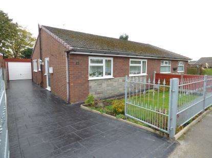 2 Bedrooms Bungalow for sale in Rosewood Avenue, Higher Walton, Preston, PR5