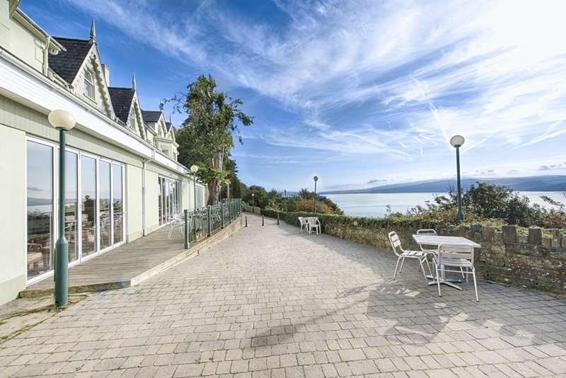 1 Bedroom Hotel Commercial for sale in Quay Road, Fishguard Bay, SA64