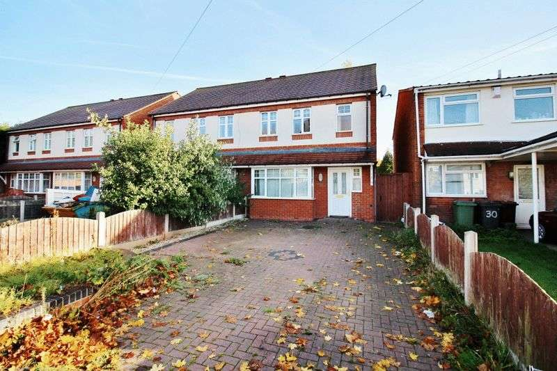 3 Bedrooms Semi Detached House for sale in Coventry Street, Wolverhampton