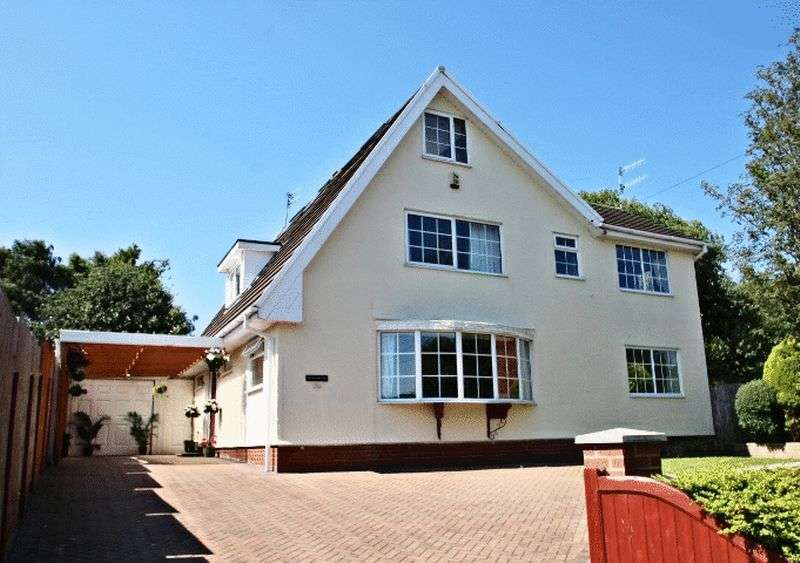 5 Bedrooms Detached House for sale in High Street, Rookery
