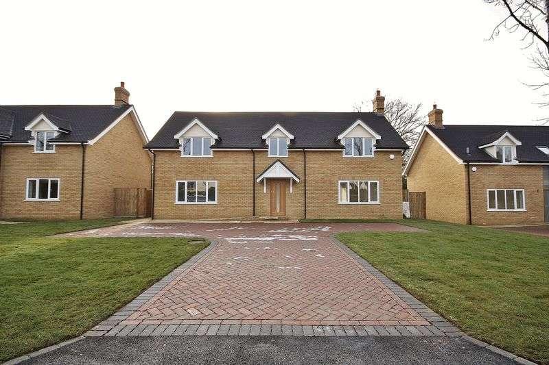 5 Bedrooms Detached House for sale in NEW YATT, Swinbook (Plot 2), The Orchard, New Yatt Lane OX29 6TF