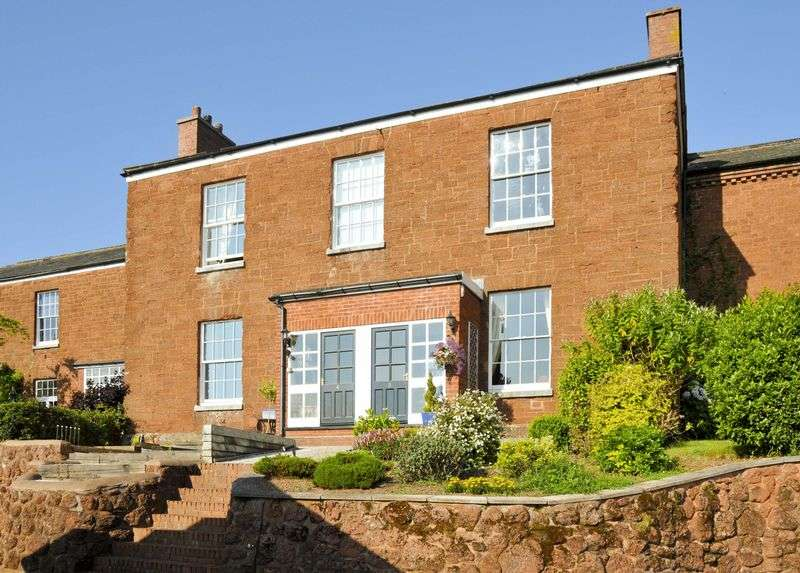 3 Bedrooms Terraced House for sale in Exminster