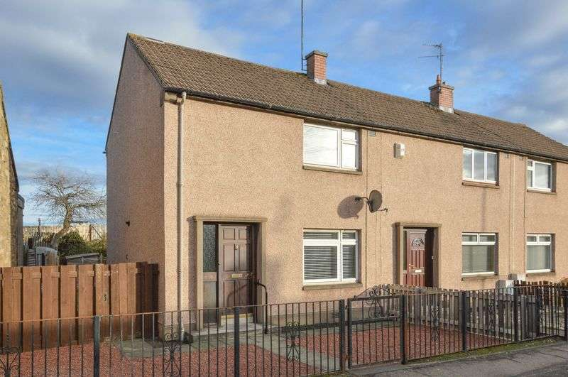 2 Bedrooms Terraced House for sale in 48 Dundas Street, Bonnyrigg, Midlothian, EH19 3AS