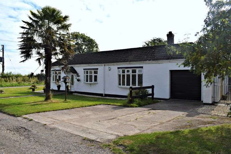 3 Bedrooms Detached Bungalow for sale in Ruard Lane, Barrow-Upon-Humber