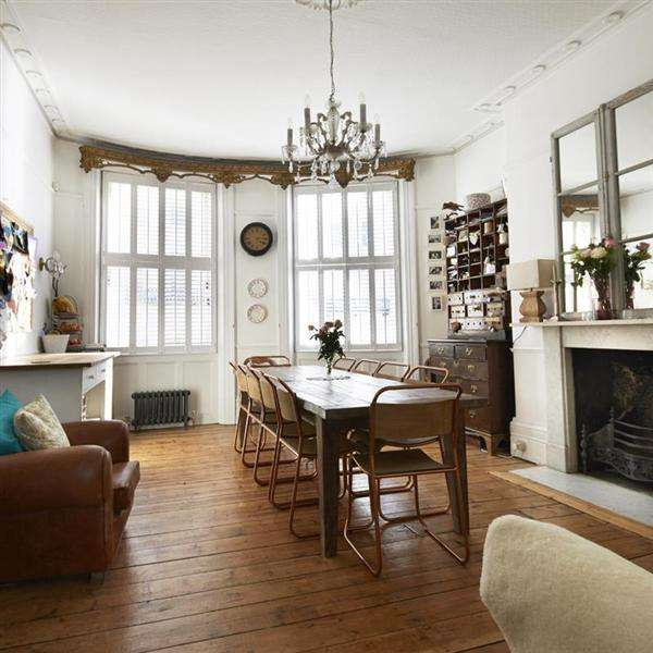 6 Bedrooms House for sale in Lansdowne Place, Hove
