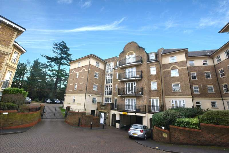 2 Bedrooms Apartment Flat for sale in The Huntley, Carmelite Drive, Reading, Berkshire, RG30