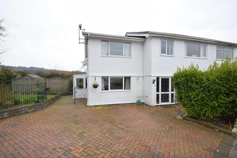 5 Bedrooms Semi Detached House for sale in 18 Gelli Aur, Pencoed, Bridgend County Borough, CF35 6JQ
