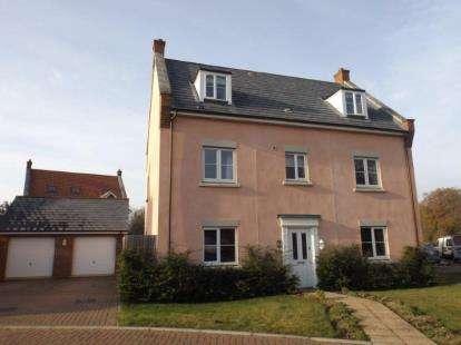5 Bedrooms Detached House for sale in Wymondham, Norfolk