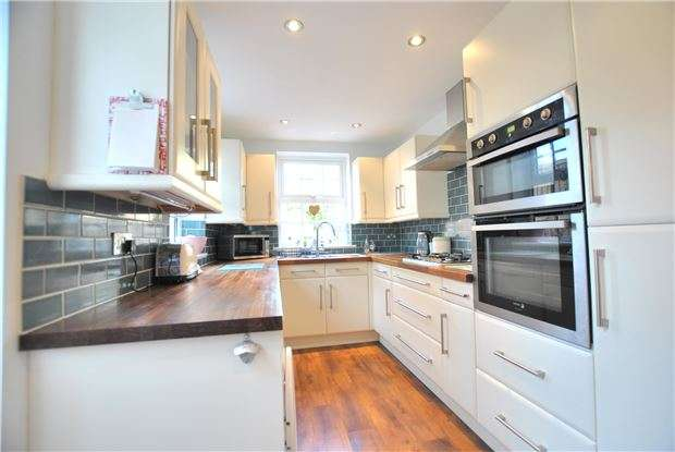 2 Bedrooms End Of Terrace House for sale in Hamilton Street, GL53 8HN
