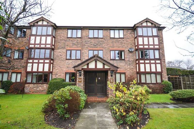 2 Bedrooms Property for sale in BRIDGECREST COURT, LADYBRIDGE ROAD, Cheadle Hulme, Cheadle