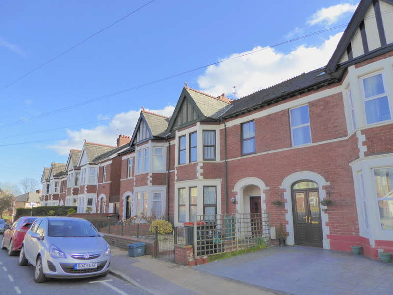 2 Bedrooms Apartment Flat for sale in St Marks Crescent, Newport