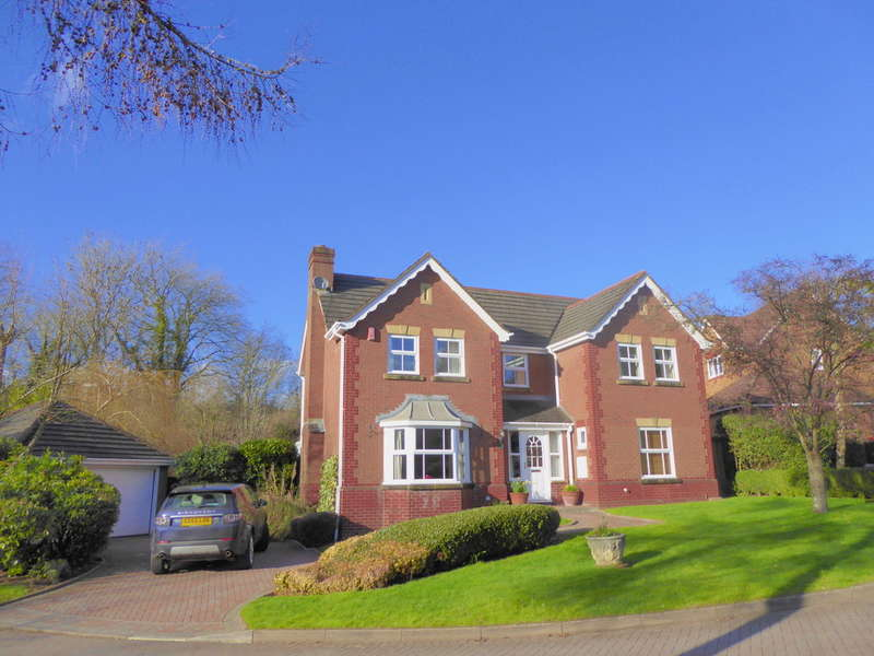 4 Bedrooms Detached House for sale in The Glen, Langstone