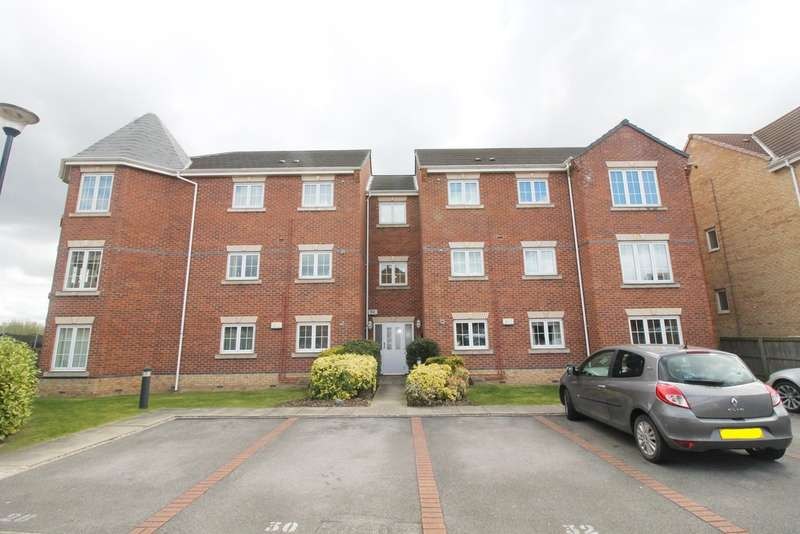 3 Bedrooms Ground Flat for sale in Cavalier Court, Woodfield Plantation, Balby