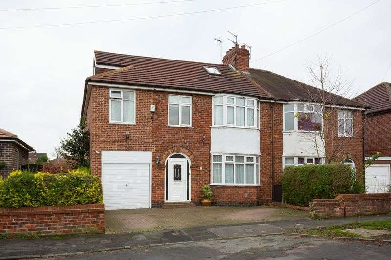 6 Bedrooms Semi Detached House for sale in Malvern Avenue, York