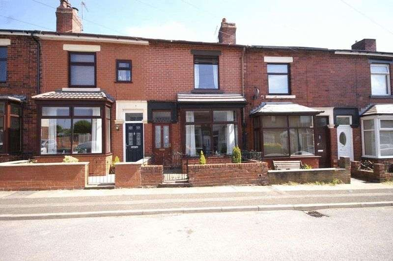3 Bedrooms Terraced House for sale in Leicester Avenue, Horwich