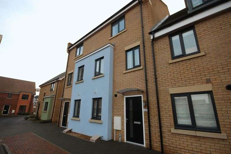 4 Bedrooms Terraced House for sale in Ron Hill Road, Norwich