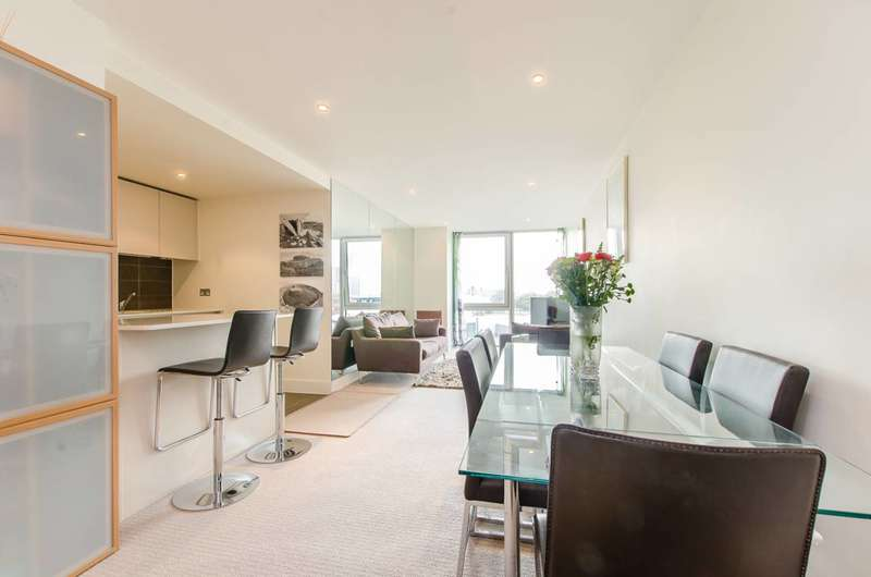 2 Bedrooms Flat for sale in Empire Square West, Borough, SE1
